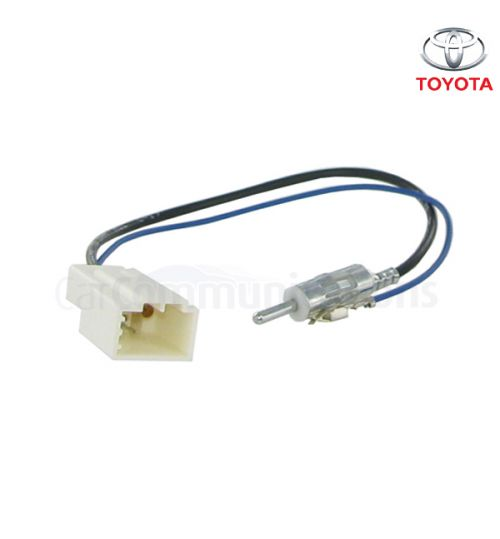 Connects2 DIN Aerial Antenna Adaptor For Toyota - CT27AA78