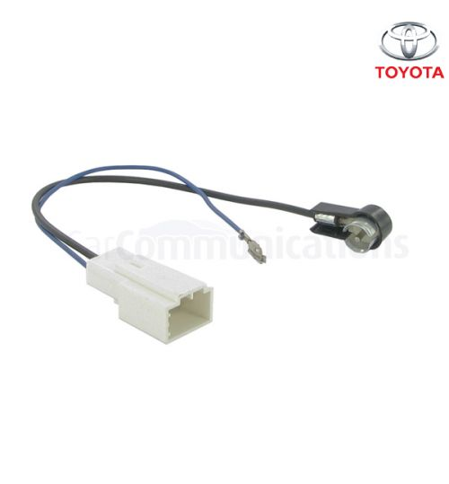 Connects2 ISO Aerial Antenna Adaptor For Toyota - CT27AA79