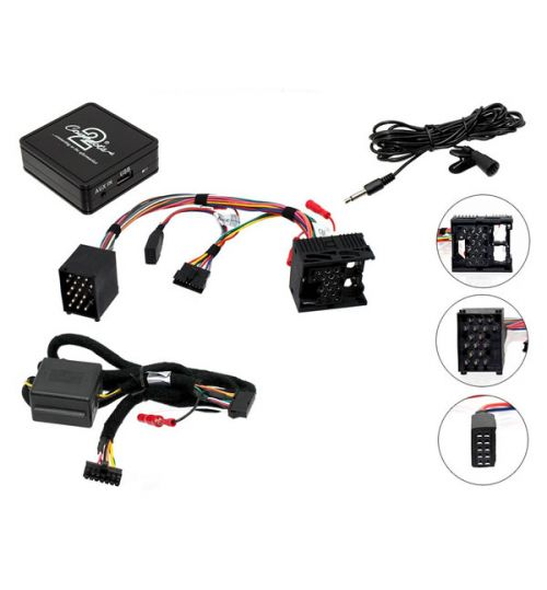 Connects2 Bluetooth A2DP Interfaces Adaptor for BMW - CTABMBT007