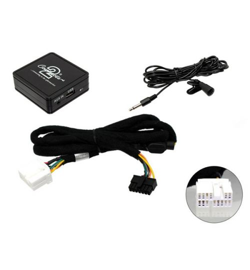 Connects2 Bluetooth A2DP Interfaces Adaptor for Honda - CTAHOBT001