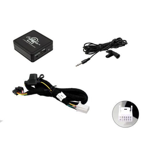 Connects2 Bluetooth A2DP Interfaces Adaptor for Lexus - CTALXBT001