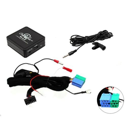 Connects2 Bluetooth A2DP Interfaces Adaptor for Skoda - CTASKBT001