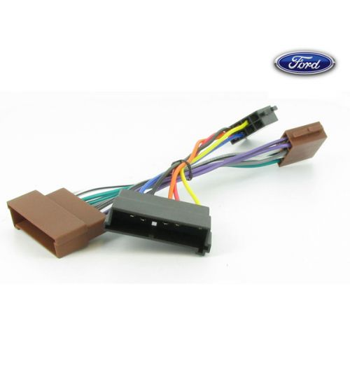 Connects2 Stereo Wiring Harness Adaptor ISO Lead For Ford - CT20FD01