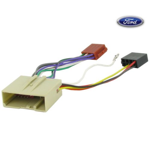 Connects2 Stereo Wiring Harness Adaptor ISO Lead For Ford - CT20FD04