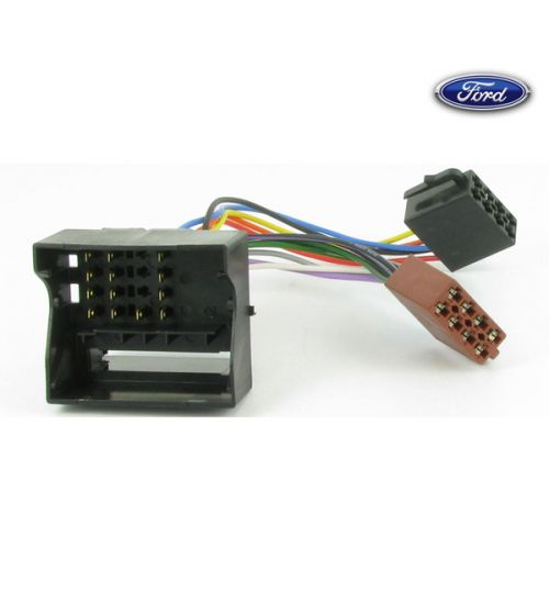 Connects2 Stereo Wiring Harness Adaptor ISO Lead For Ford - CT20FD05