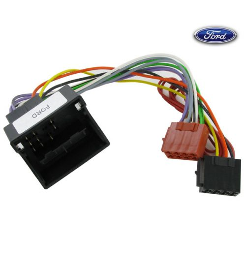 Connects2 Stereo Wiring Harness Adaptor ISO Lead For Ford - CT20FD07
