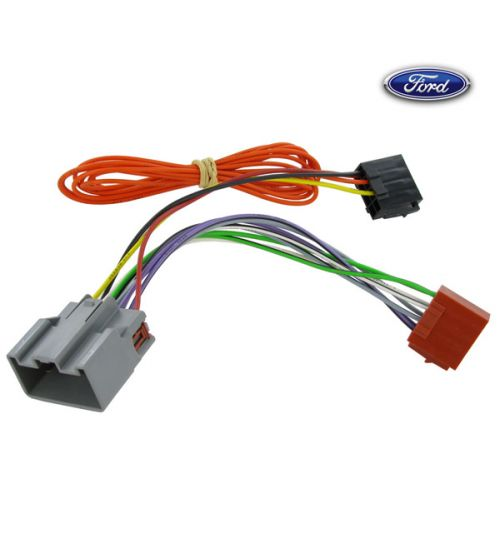 Connects2 Stereo Wiring Harness Adaptor ISO Lead For Ford - CT20FD08