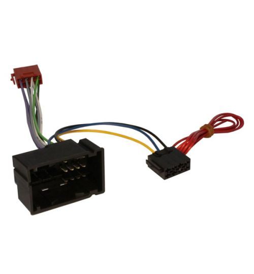 connects2 stereo wiring harness adaptor iso lead for fiat. Black Bedroom Furniture Sets. Home Design Ideas