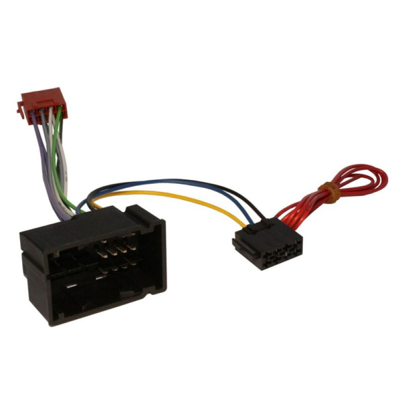 Connects2 Stereo Wiring Harness Adaptor ISO Lead For Fiat