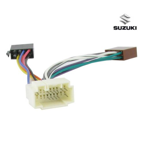 Connects2 Stereo Wiring Harness Adaptor ISO Lead For Suzuki - CT20HD02