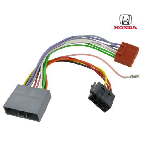 Connects2 Stereo Wiring Harness Adaptor ISO Lead For Honda - CT20HD04