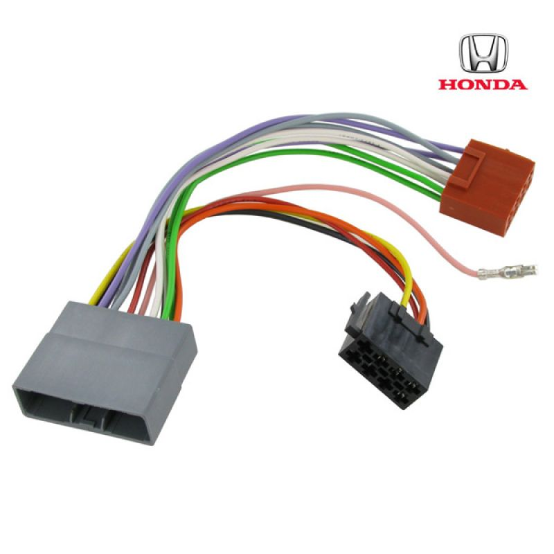 Connects2 Stereo Wiring Harness Adaptor Iso Lead For Honda