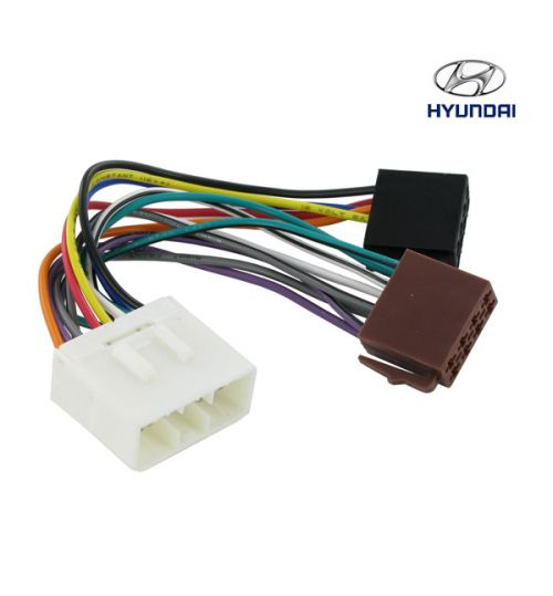 Connects2 Stereo Wiring Harness Adaptor ISO Lead For Hyundai - CT20HY01