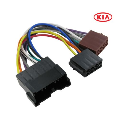 Connects2 Stereo Wiring Harness Adaptor ISO Lead For Kia - CT20HY02