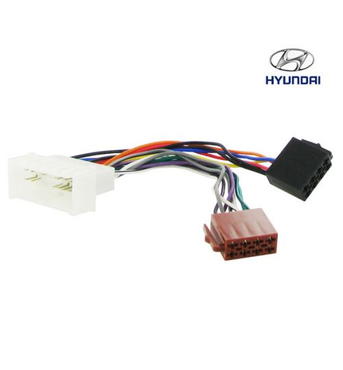Connects2 Stereo Wiring Harness Adaptor ISO Lead For Hyundai - CT20HY03