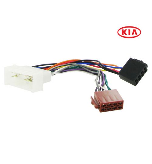 Connects2 Stereo Wiring Harness Adaptor ISO Lead For Kia - CT20HY03