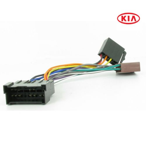 Connects2 Stereo Wiring Harness Adaptor ISO Lead For Kia - CT20KI03