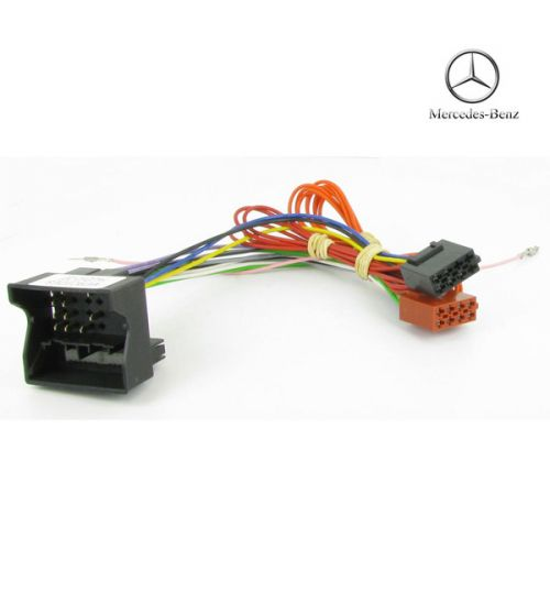 Connects2 Stereo Wiring Harness Adaptor ISO Lead For Mercedes - CT20MC02