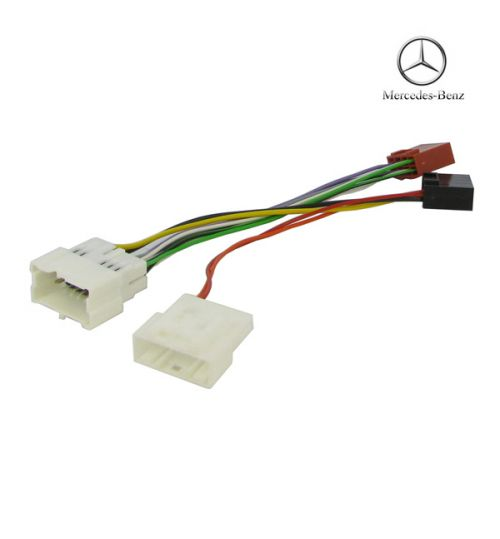 Connects2 Stereo Wiring Harness Adaptor ISO Lead For Mercedes - CT20MC04