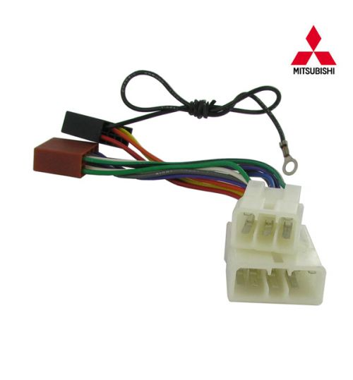 Connects2 Stereo Wiring Harness Adaptor ISO Lead For Mitsubishi - CT20MT01