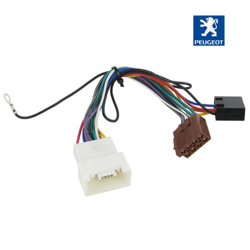 Car Iso Harness For Kenwood 256 Stereo Radio Wire Adapter Plug Wiring