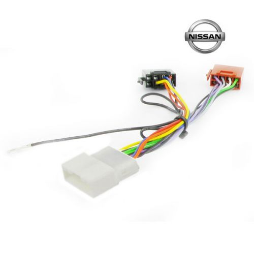 Connects2 Stereo Wiring Harness Adaptor ISO Lead For Nissan - CT20NS05