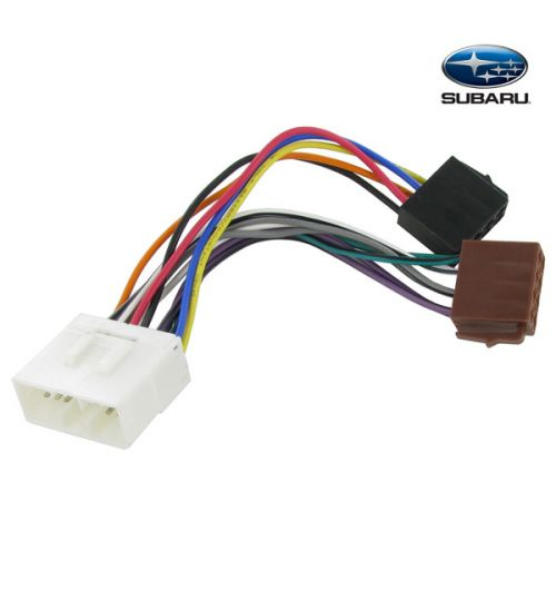 Connects2 Stereo Wiring Harness Adaptor ISO Lead For Subaru - CT20SU01