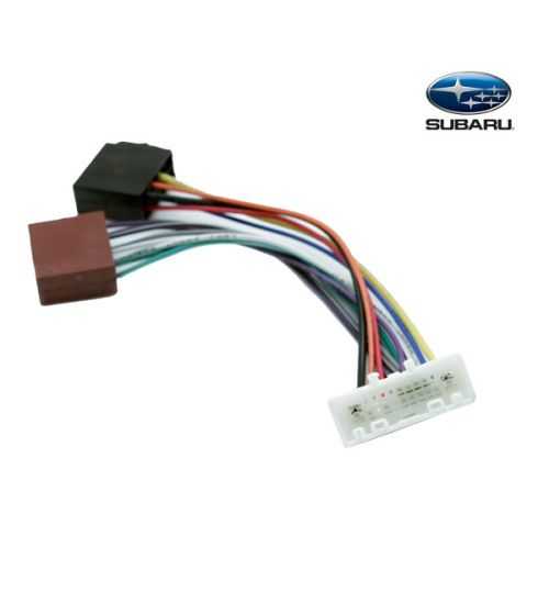 Connects2 Stereo Wiring Harness Adaptor ISO Lead For Subaru - CT20SU02