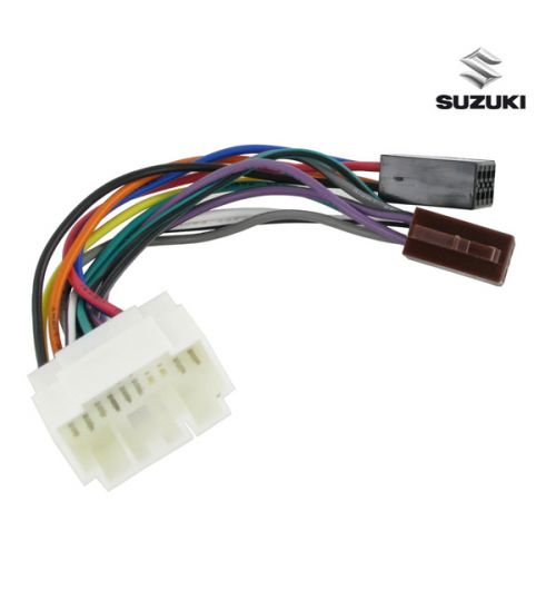 Connects2 Stereo Wiring Harness Adaptor ISO Lead For Suzuki - CT20SZ02