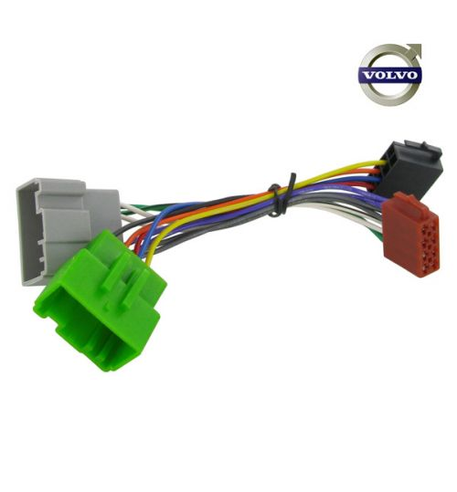 Connects2 Stereo Wiring Harness Adaptor ISO Lead For Volvo - CT20VL02