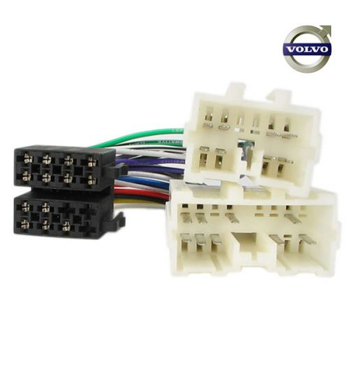 Connects2 Stereo Wiring Harness Adaptor ISO Lead For Volvo - CT20VL04