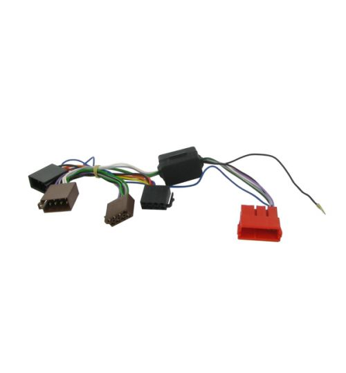 Connects2 Stereo Wiring Harness Adaptor ISO Lead For Audi - CT51-AU02