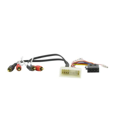 Connects2 Stereo Wiring Harness Adaptor ISO Lead For Hyundai - CT51-HY01