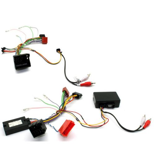Connects2 Stereo Wiring Harness Adaptor ISO Lead For Porsche - CT51-PO03
