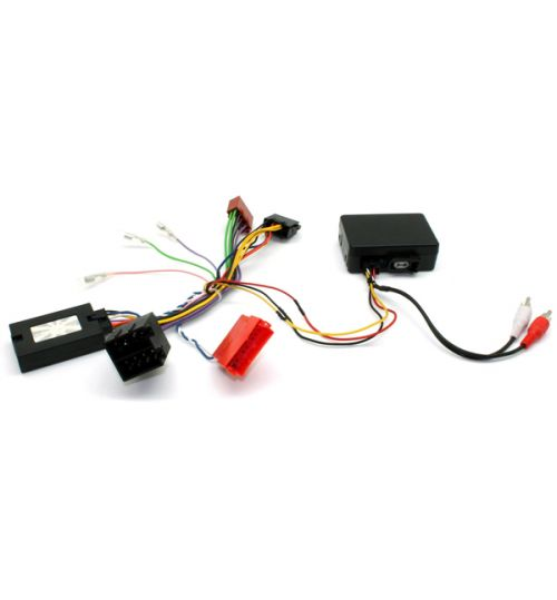 Connects2 Stereo Wiring Harness Adaptor ISO Lead For Porsche - CT51-PO04