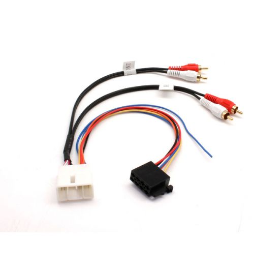 Connects2 Stereo Wiring Harness Adaptor ISO Lead For Toyota - CT51-TY01