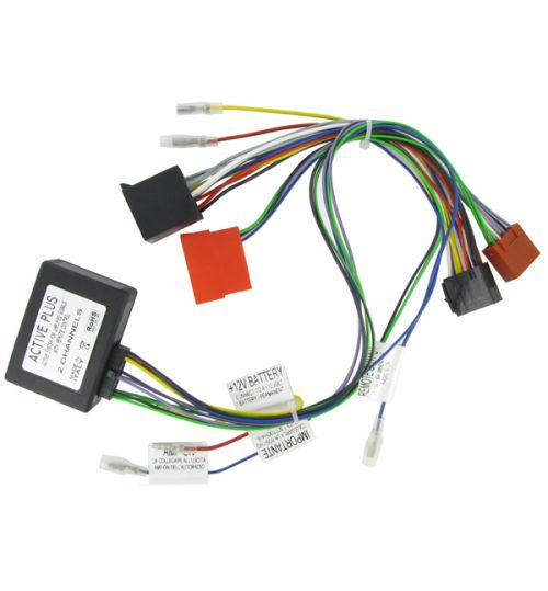 Connects2 Stereo Wiring Harness ISO Lead For Audi - CT53-AU03