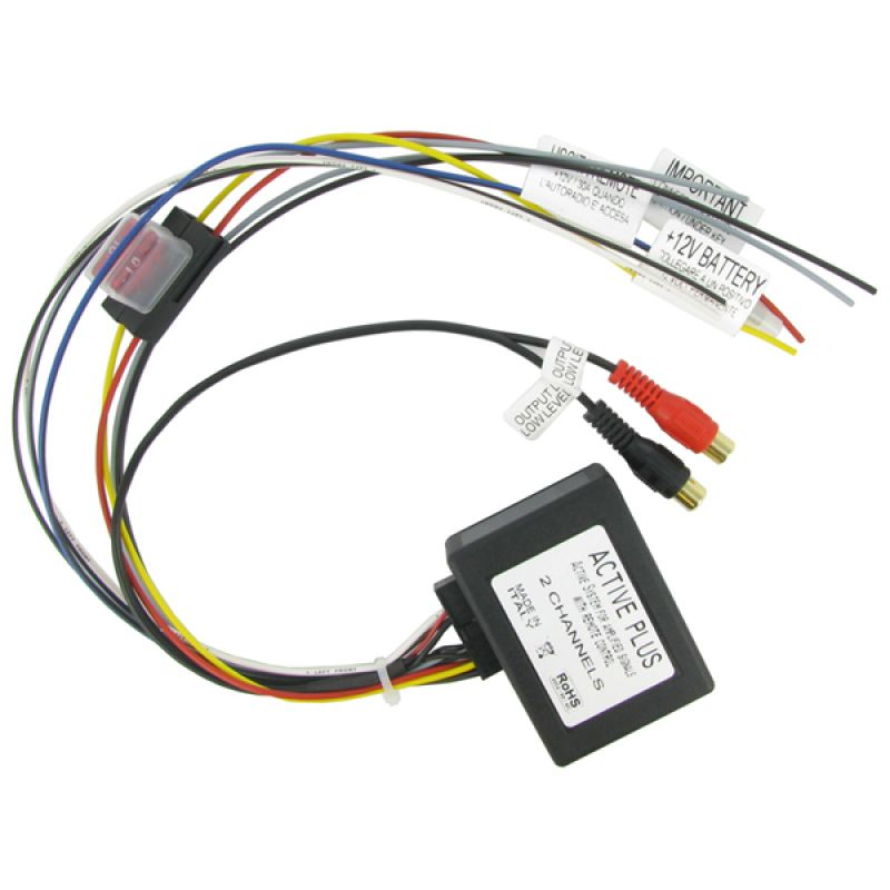 connects2 stereo wiring harness iso lead ct53 un01. Black Bedroom Furniture Sets. Home Design Ideas