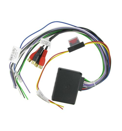 Connects2 Stereo Wiring Harness ISO Lead - CT53-UN02