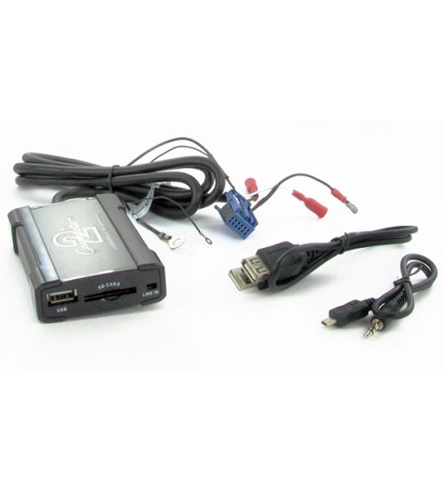 Connects2 USB Interface Kit For Skoda - CTASKUSB003