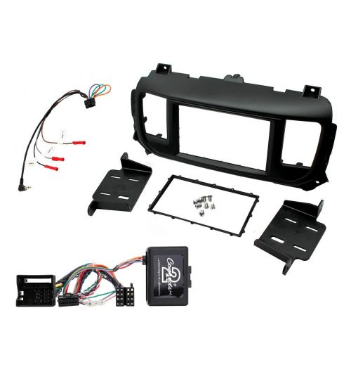 Connects2 Retrofit Car Stereo Fitting Kit Toyota Proace & Proace-Verso - CTKTY19