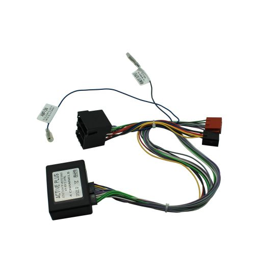 Connects2 Stereo Wiring Harness ISO Lead For Hyundai - CT53-HY01