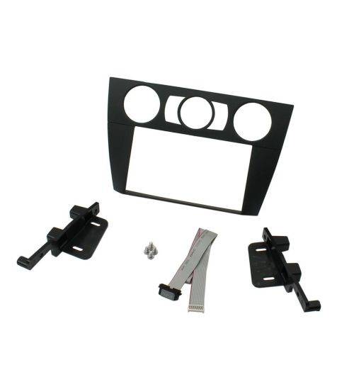 Connects2 CT23BM08 Double Din Fascia Fitting Kit For BMW 3 Series 2005-2012
