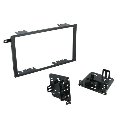 Connects2 Double DIN Stereo Fascia Plate For Hummer - CT23HU02