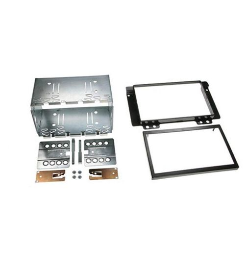 Connects2 Double Din Fascia Fitting Kit For Land Rover - CT23LR01