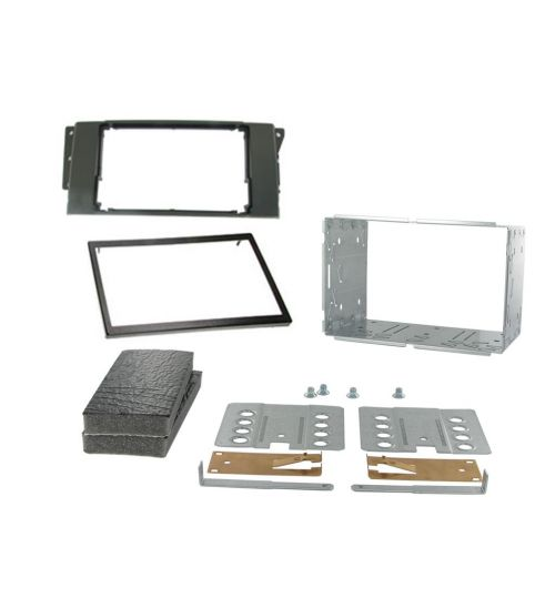 Connects2 Double Din Fascia Fitting Kit For Land Rover - CT23LR02