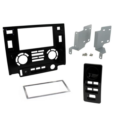Connects2 Double DIN Stereo Fascia Adapter For Land Rover - CT23LR03