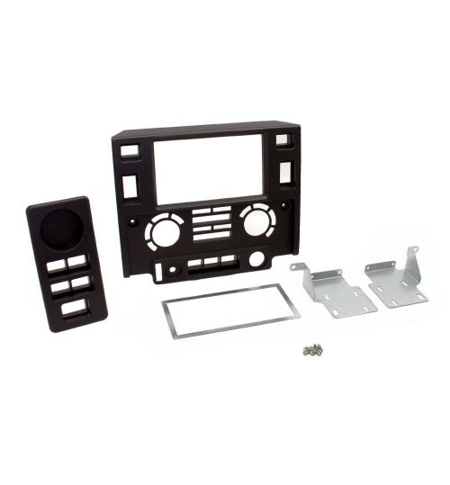Connects2 Double Din Fascia Fitting Kit For Land Rover - CT23LR04