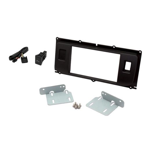 Connects2 Double Din Fascia Fitting Kit For Range Rover - CT23LR05