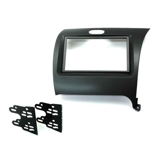 Connects2 Double DIN Stereo Fascia Adapter For Kia  - CT23KI54